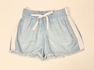 Tween Girl Cinched Waist Short