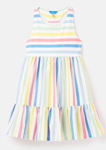 Girls Multi Stripe Juno Dress
