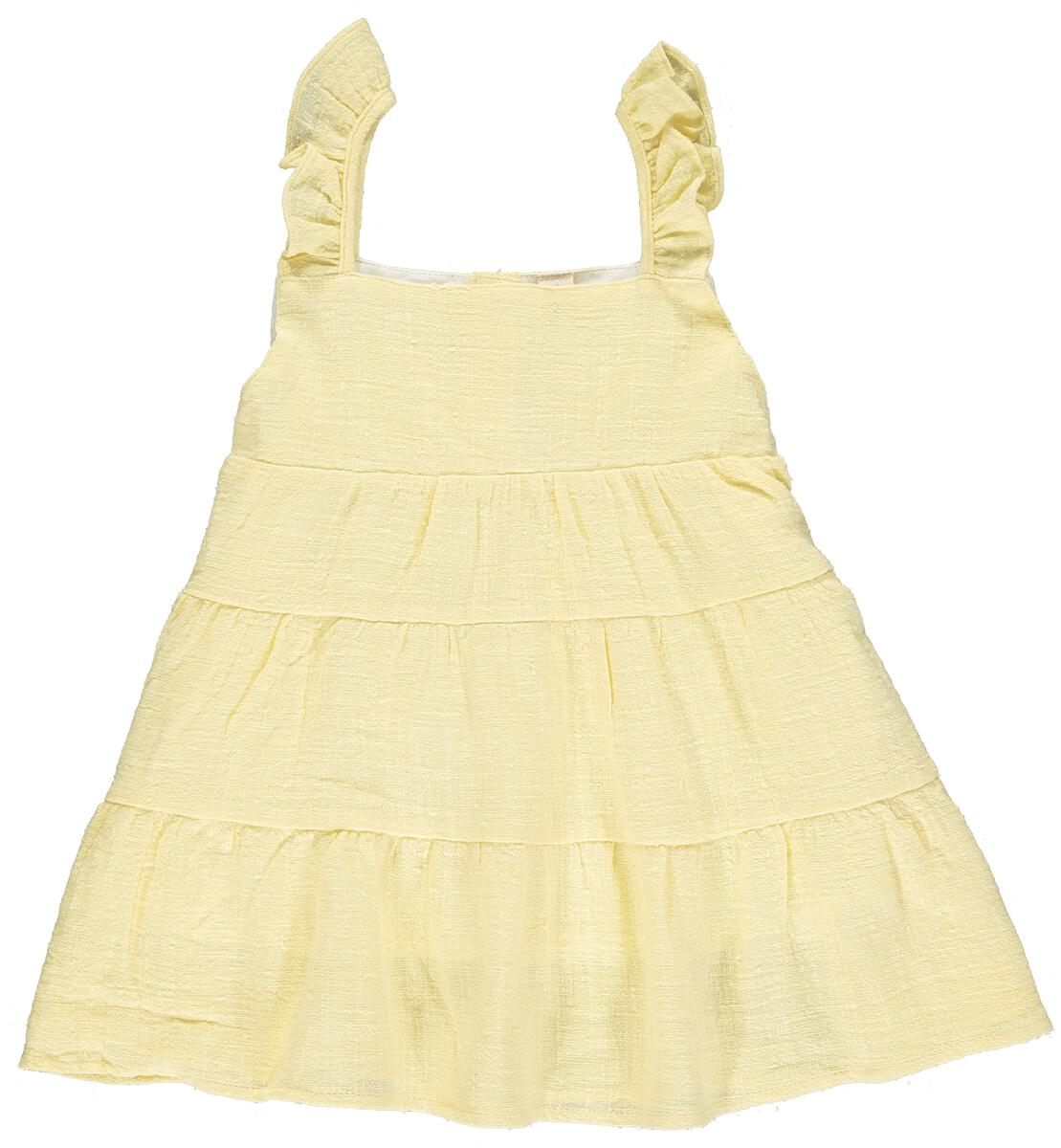 Yellow Layla Dress