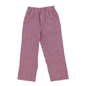 Toddler Marine Check Pants