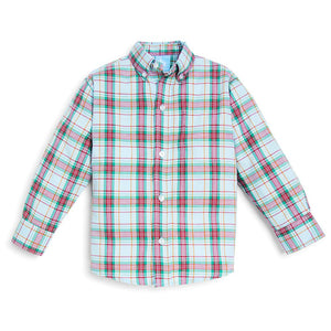 Nottingham Plaid Buttondown