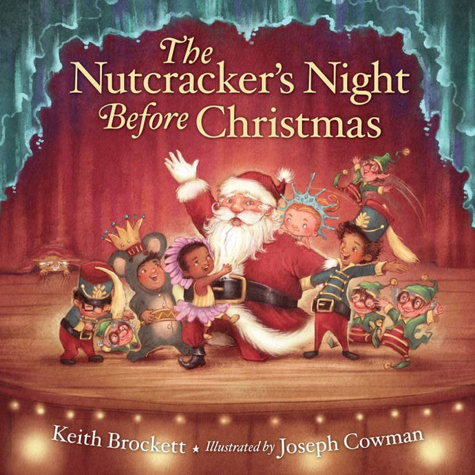 The Nutcracker's Night Before Christmas