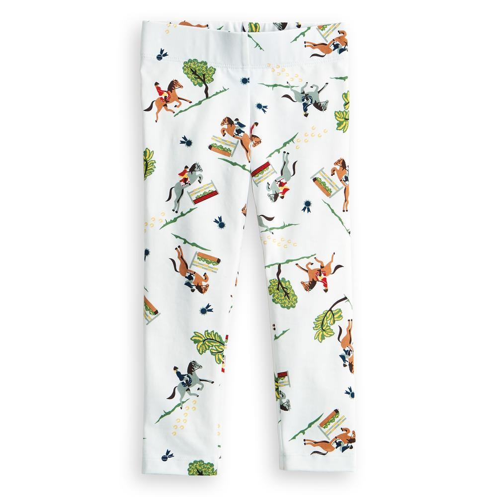 Paddock Printed Leggings