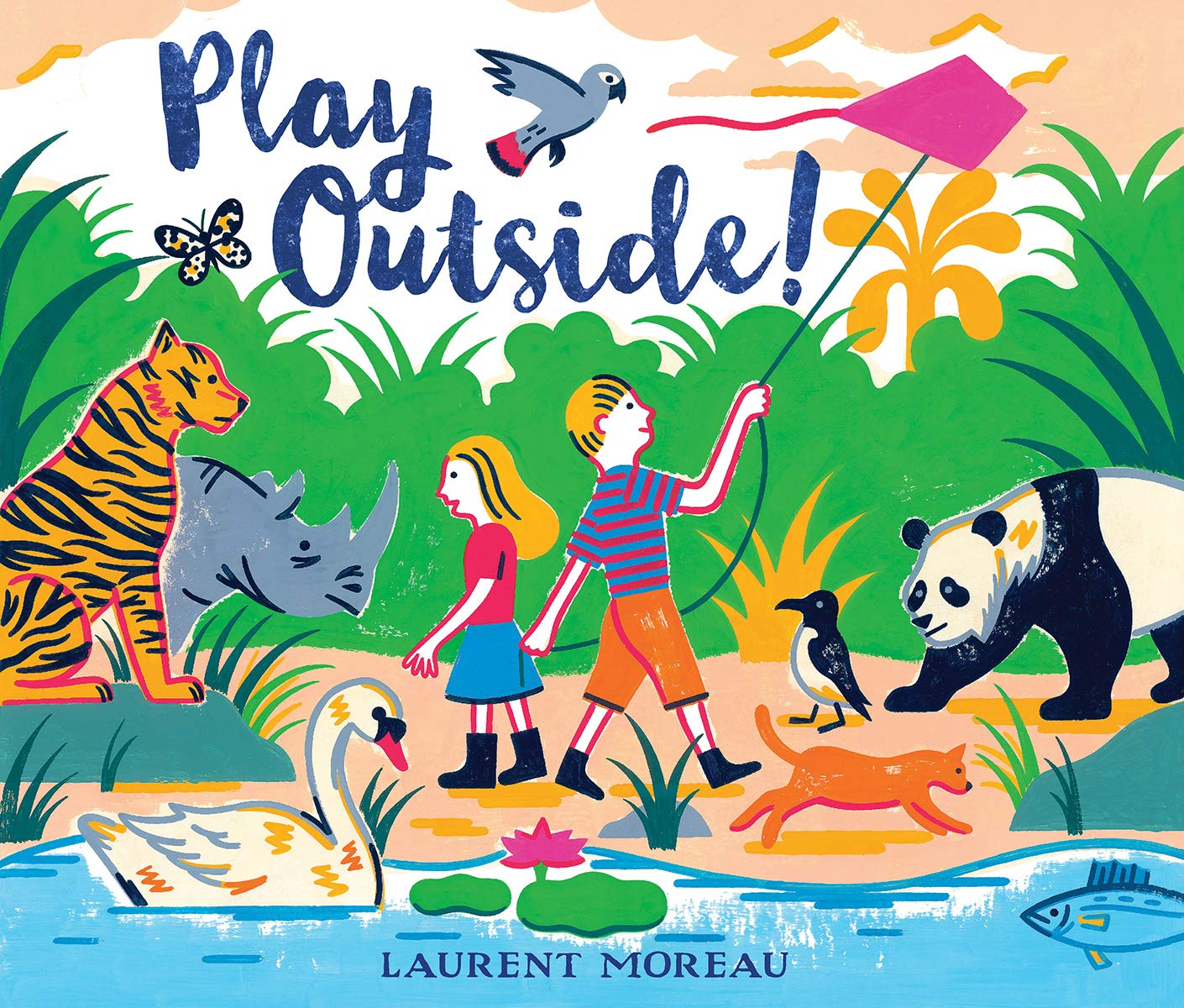 Play Outside Book