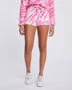 Junior Playa Jasmine Tie Dye Short