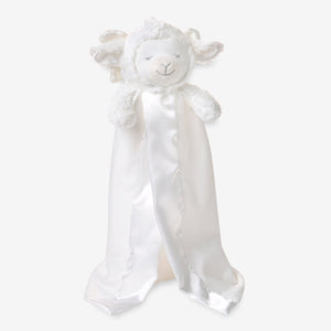 Prayer Lamb Blankie with Wings