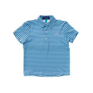 Blueberry Pie Performance Polo