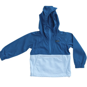 Blueberry Colorblock Anorak