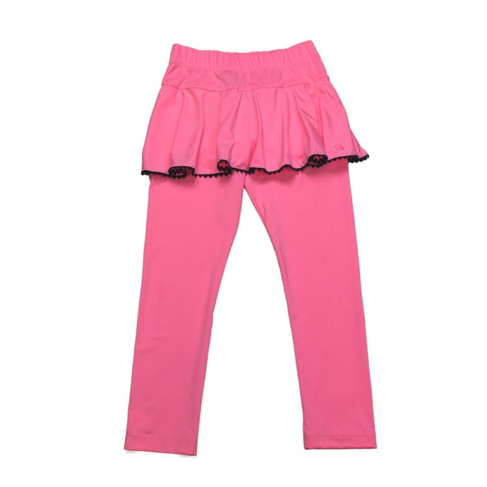 Quinn Pink Legging/Skirt Set