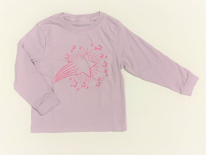 Shooting Star Long Sleeve Tee