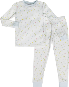 Sweet Pea Boy Party PJ Set