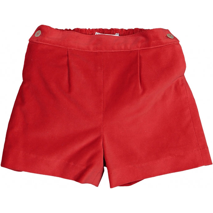 Vendome Red Boy Shorts