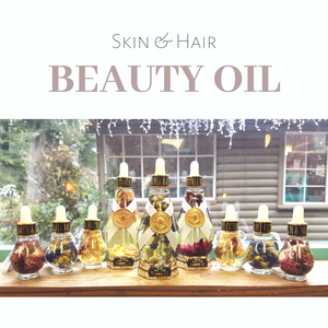 Skin & Hair Beauty Oil