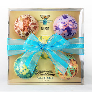 Bath Fizzy Gift Set