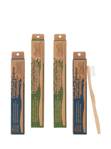 Brush with Bamboo, Compostable Toothbrush