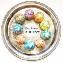 Load image into Gallery viewer, Bath Fizzy Enriched with Shea Butter