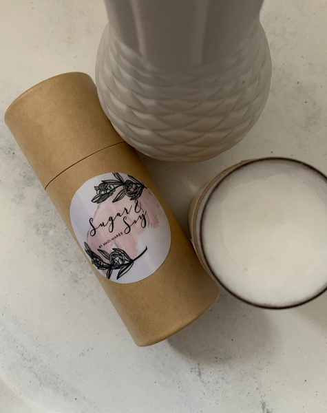 Natural Deodorant - Eco Friendly Kraft Tube