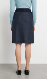 Selina Skirt - Teal