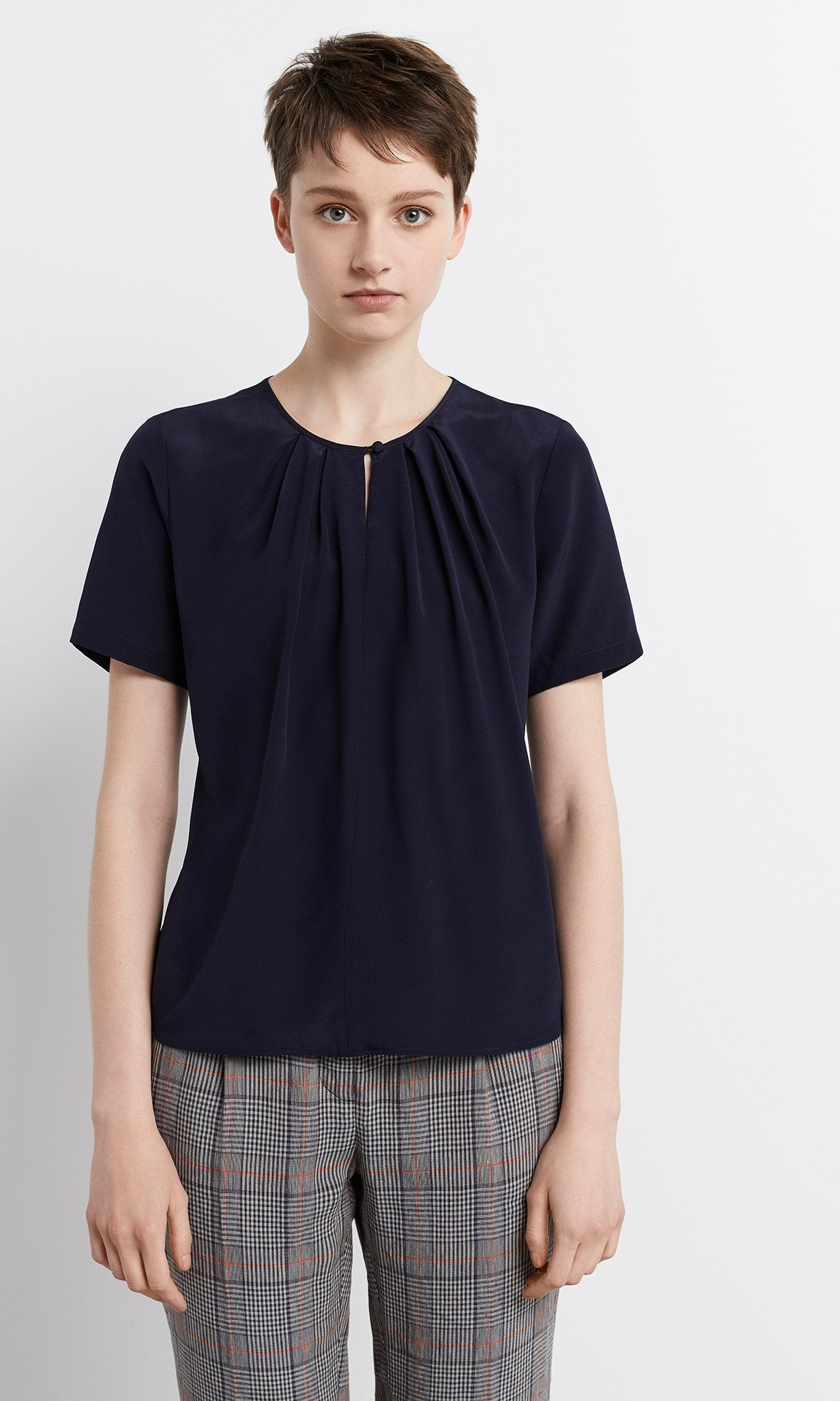 Gavi Top - Navy