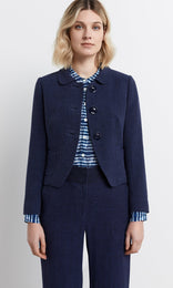 Eden Jacket - Navy