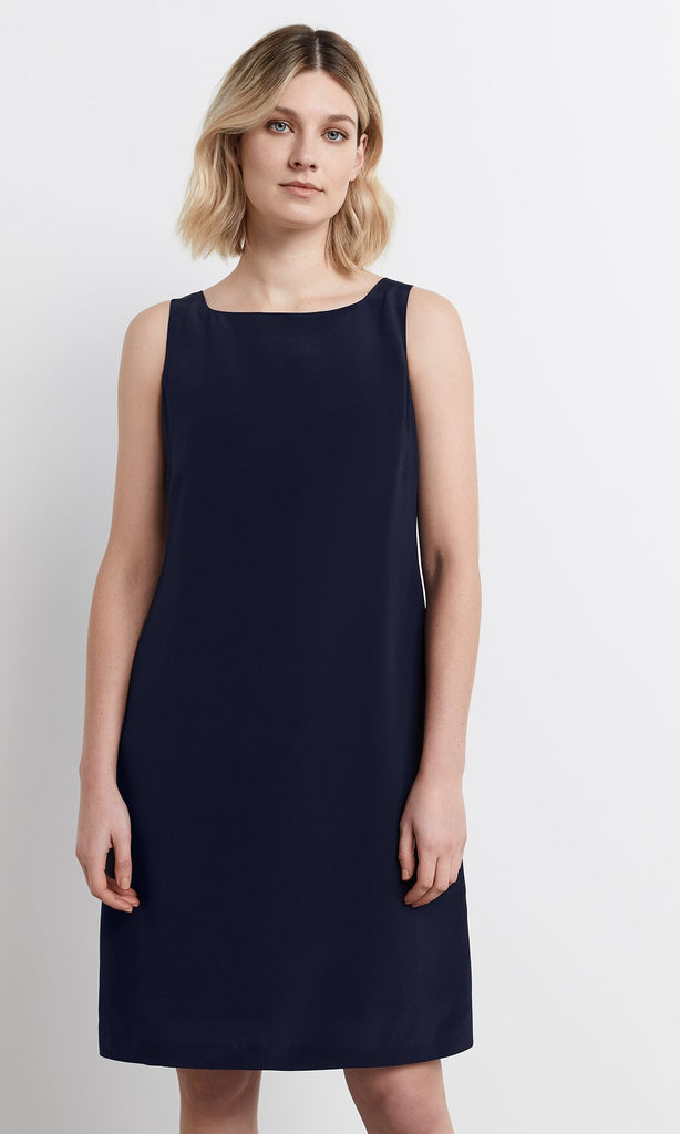 Gavi Dress - Navy