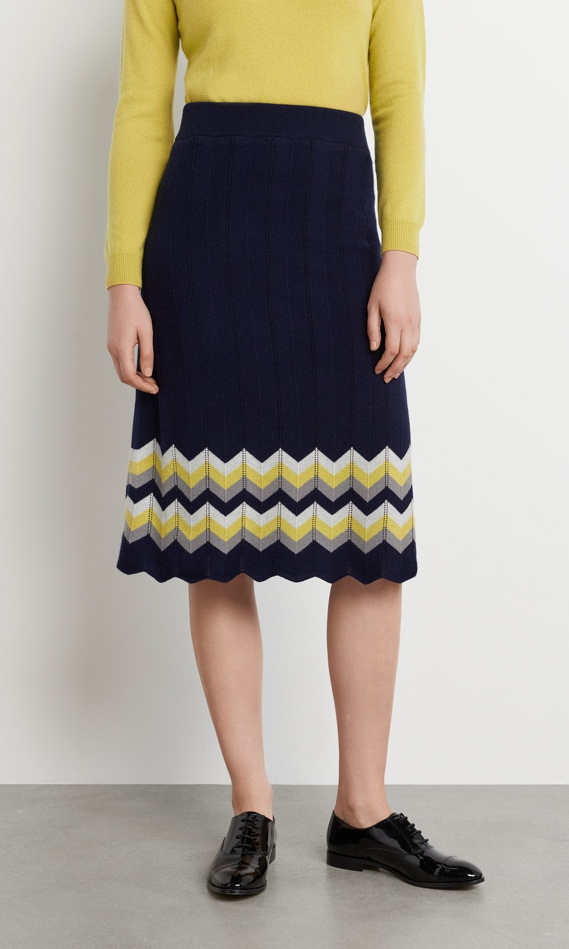 Purvis Skirt Navy