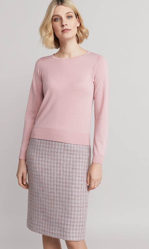 Ada Sweater - Rose