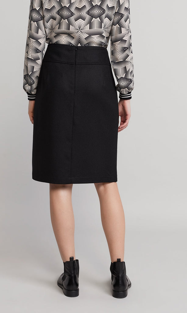 Culver Skirt - Black