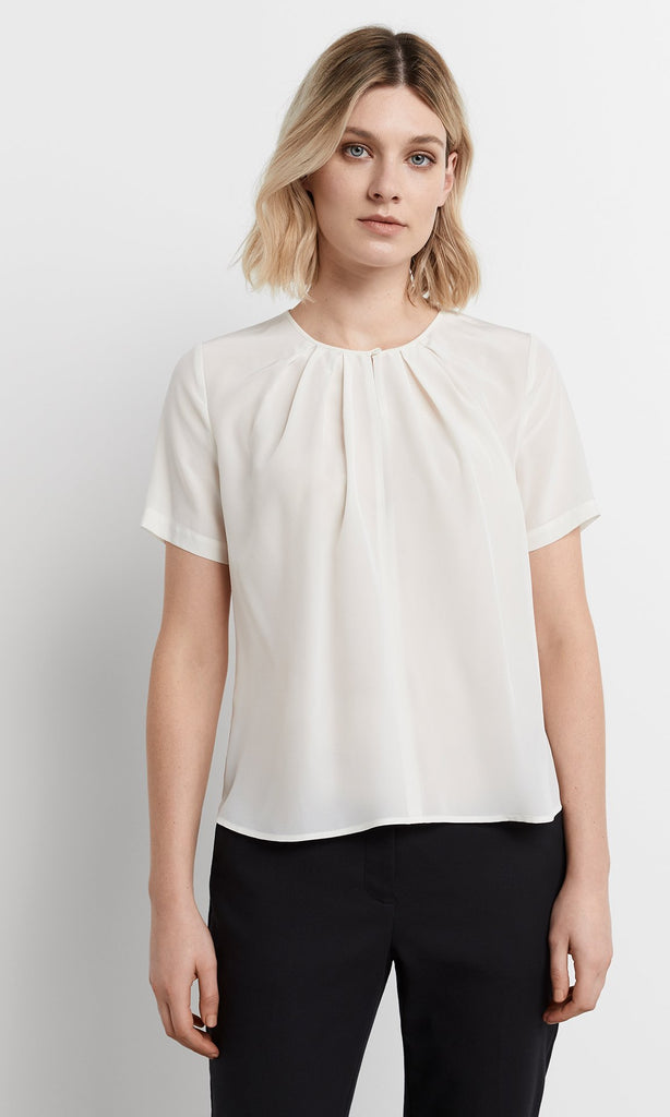 Gavi Top - White