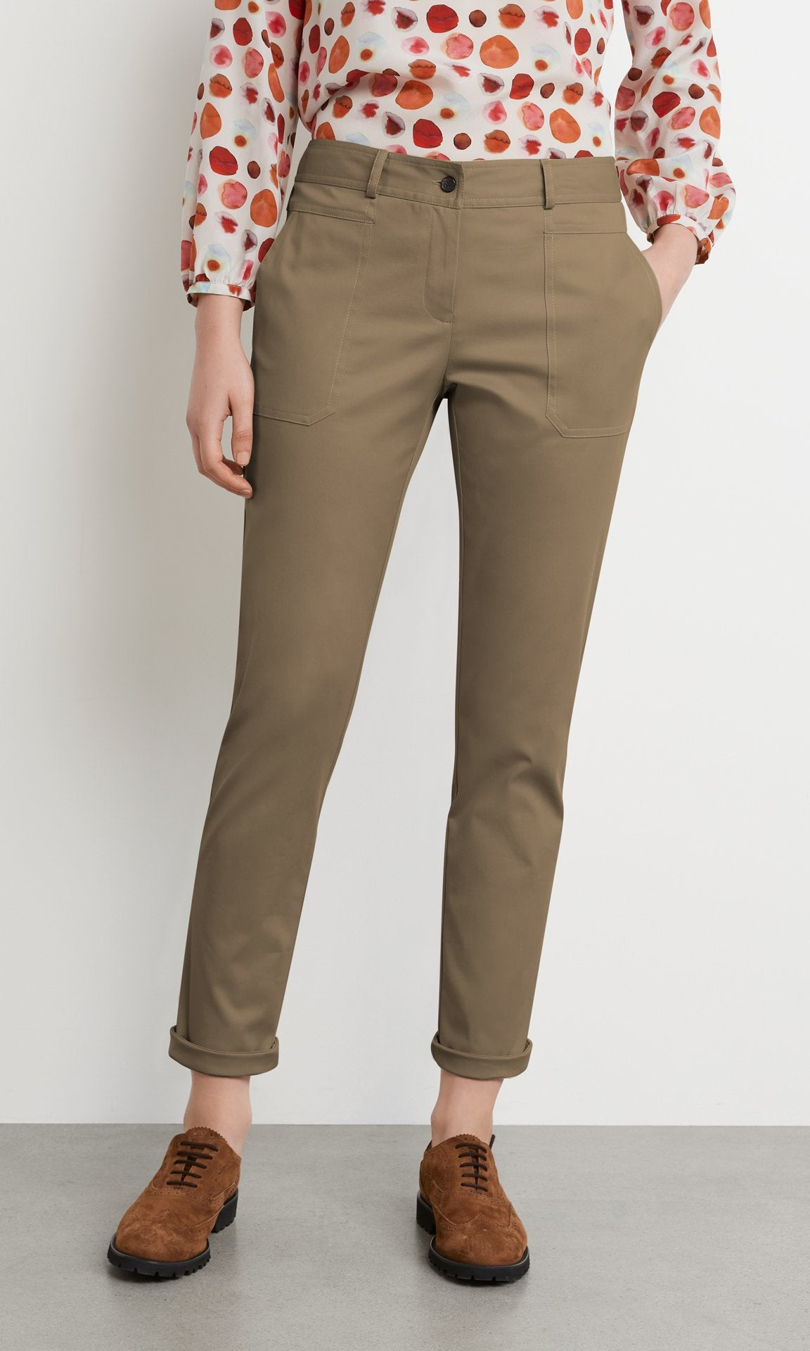 Saxon Chino Pant - COMING SOON