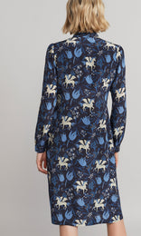 Pegasus Dress - Blue