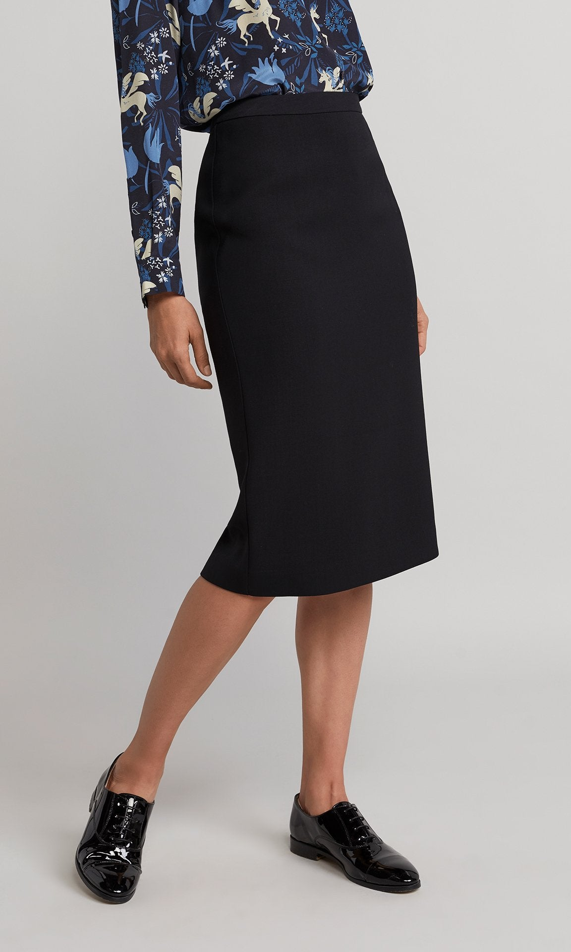 Eddison Skirt - Black
