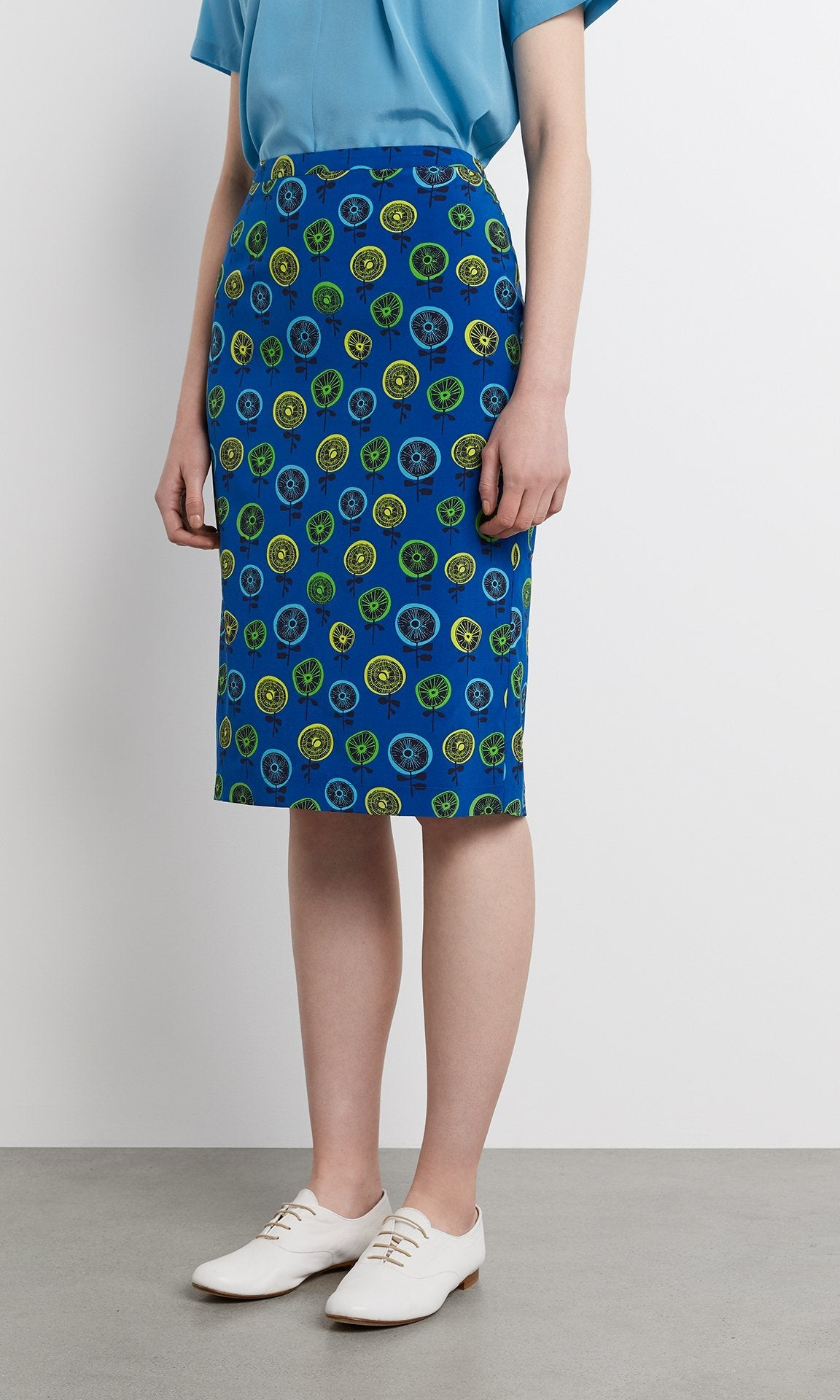 Soffi Skirt - Citrus