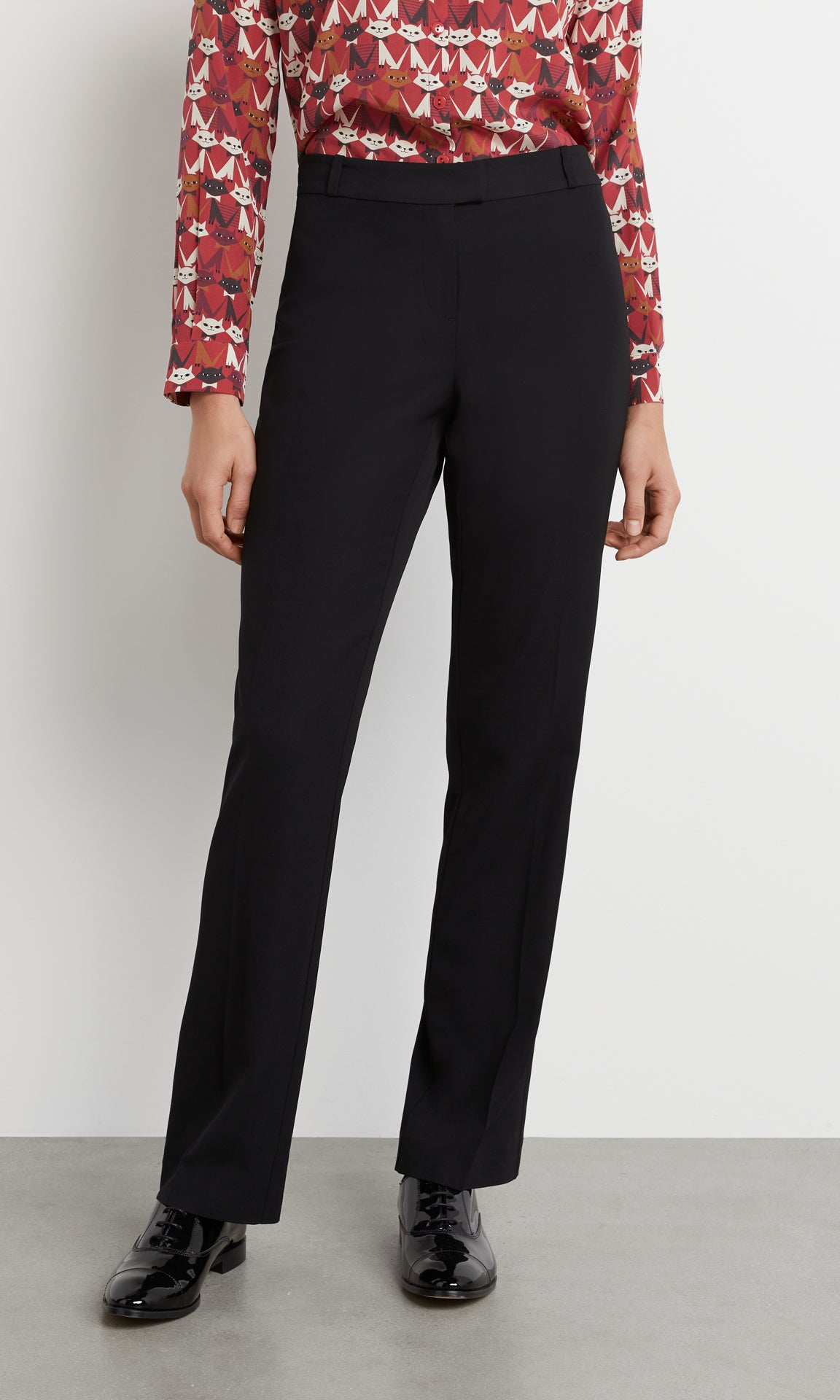 Murray Trouser Black