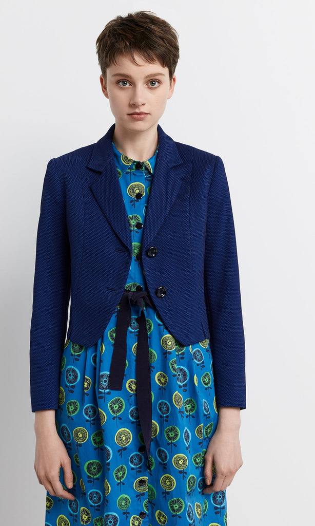Monaca Jacket - Blue