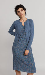 Peggy Cardigan - Pale Blue