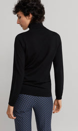 Holland Rollneck - Black