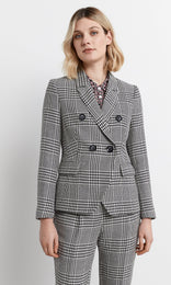 Galli Blazer - Blk/White