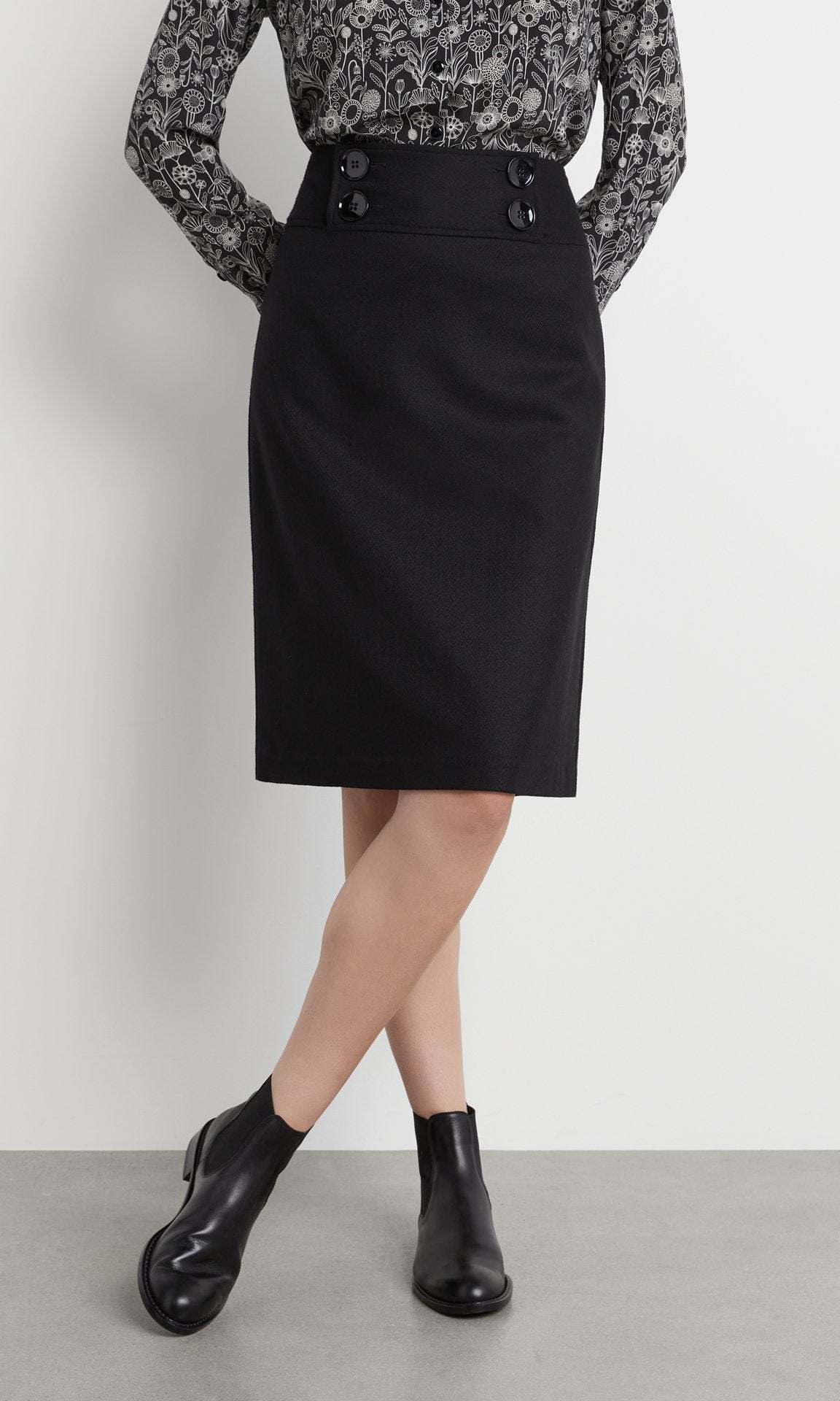 Musgrave Skirt - Black