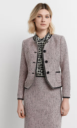 Martino Jacket - Pale Pink