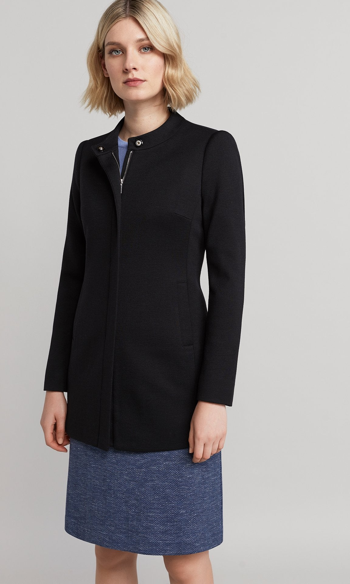 Elmore Coat - Black