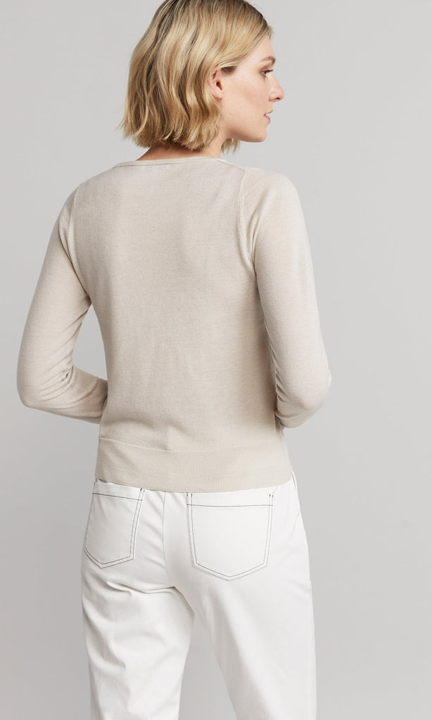 Ada Sweater - Creme