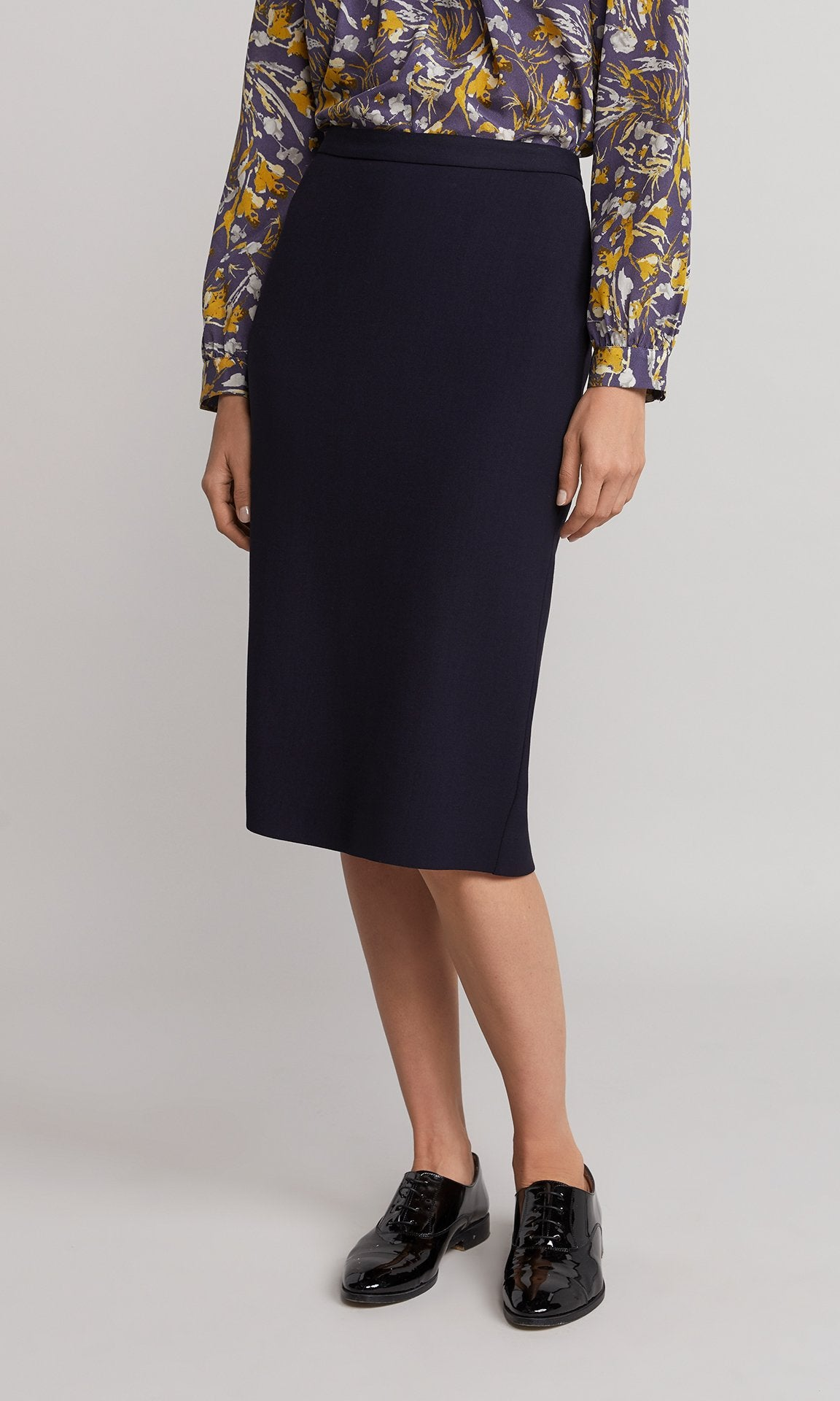 Eddison Skirt - Navy