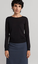 Ada Sweater - Black