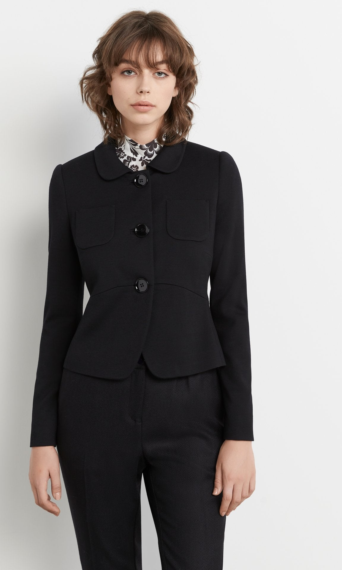 Wallis Jacket Black