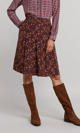 Aspen Skirt - Mulberry