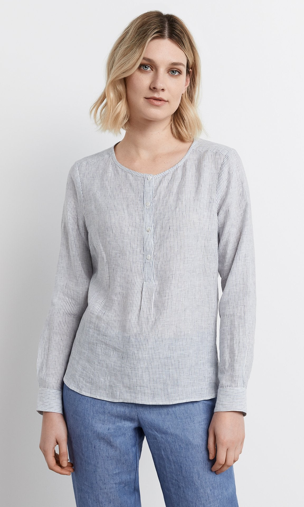 Barrettini Top - Blue
