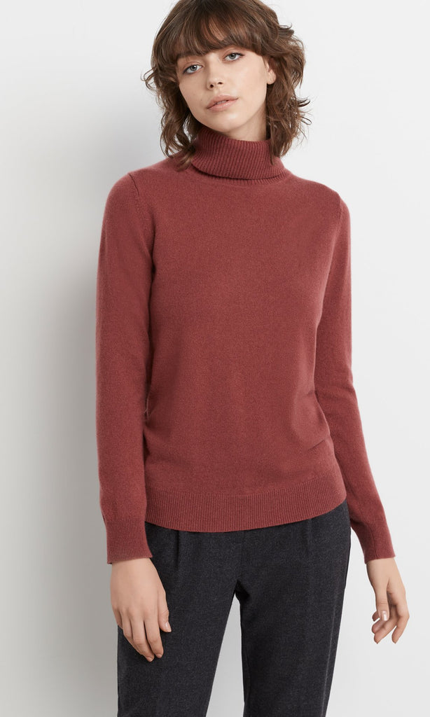 Heywood Rollneck Rose