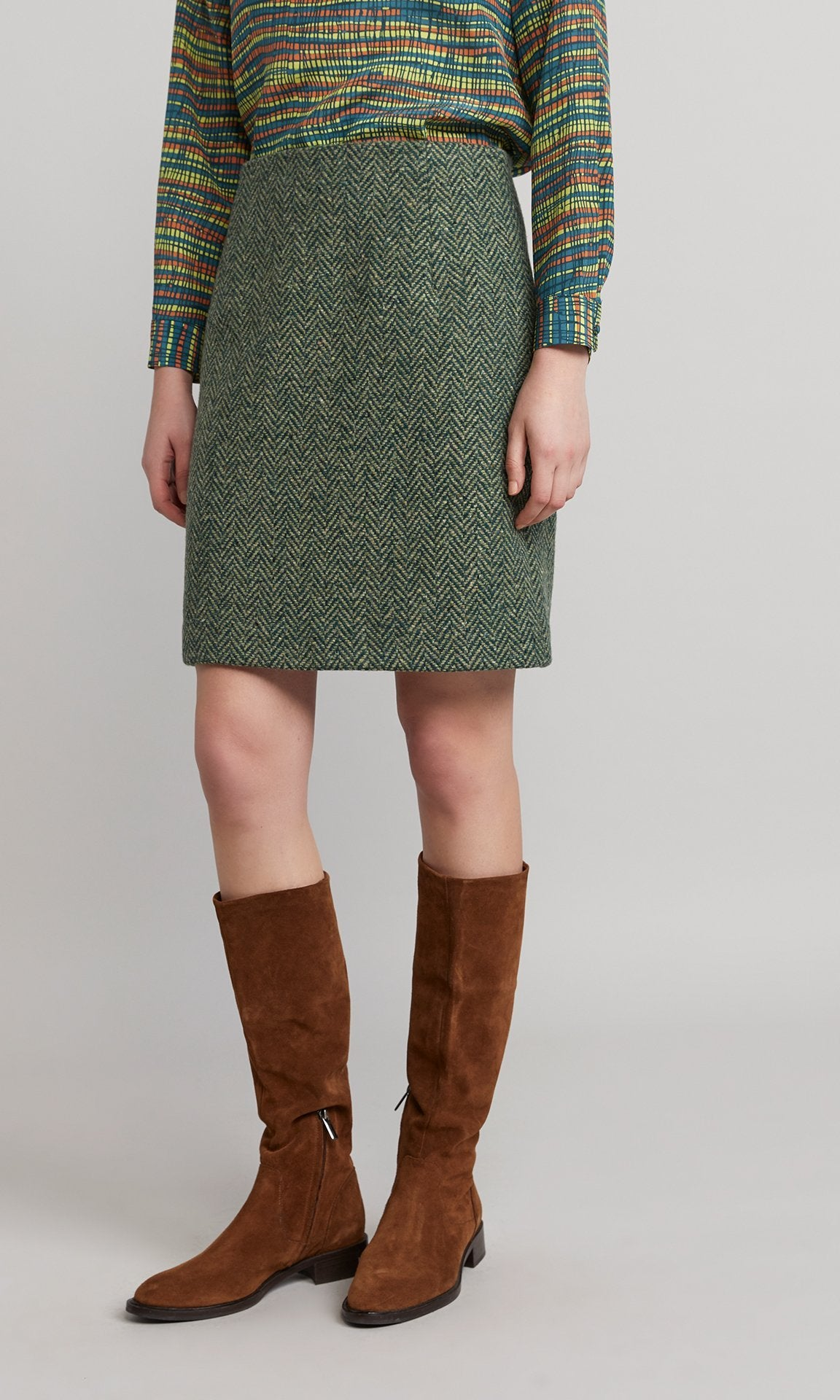 Simpson Skirt - Green