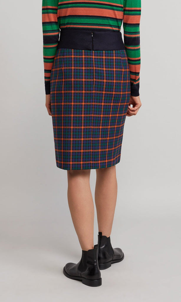 O'Keeffe Skirt - Orange